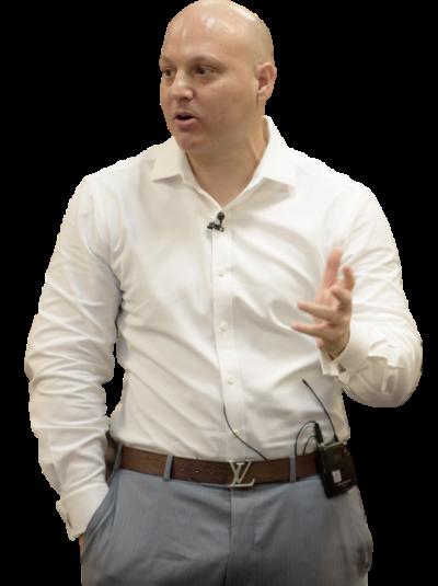 Lee Escobar Sharing the Secrets to Success